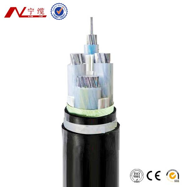 0.6/1kv al/xlpe/sta/pvc low voltage power cable
