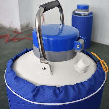 Static Storage biologic liquid nitrogen container liquid nitrogen storage container