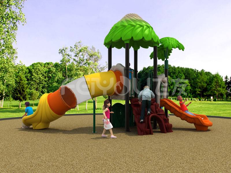 Playground equipment used for preschool