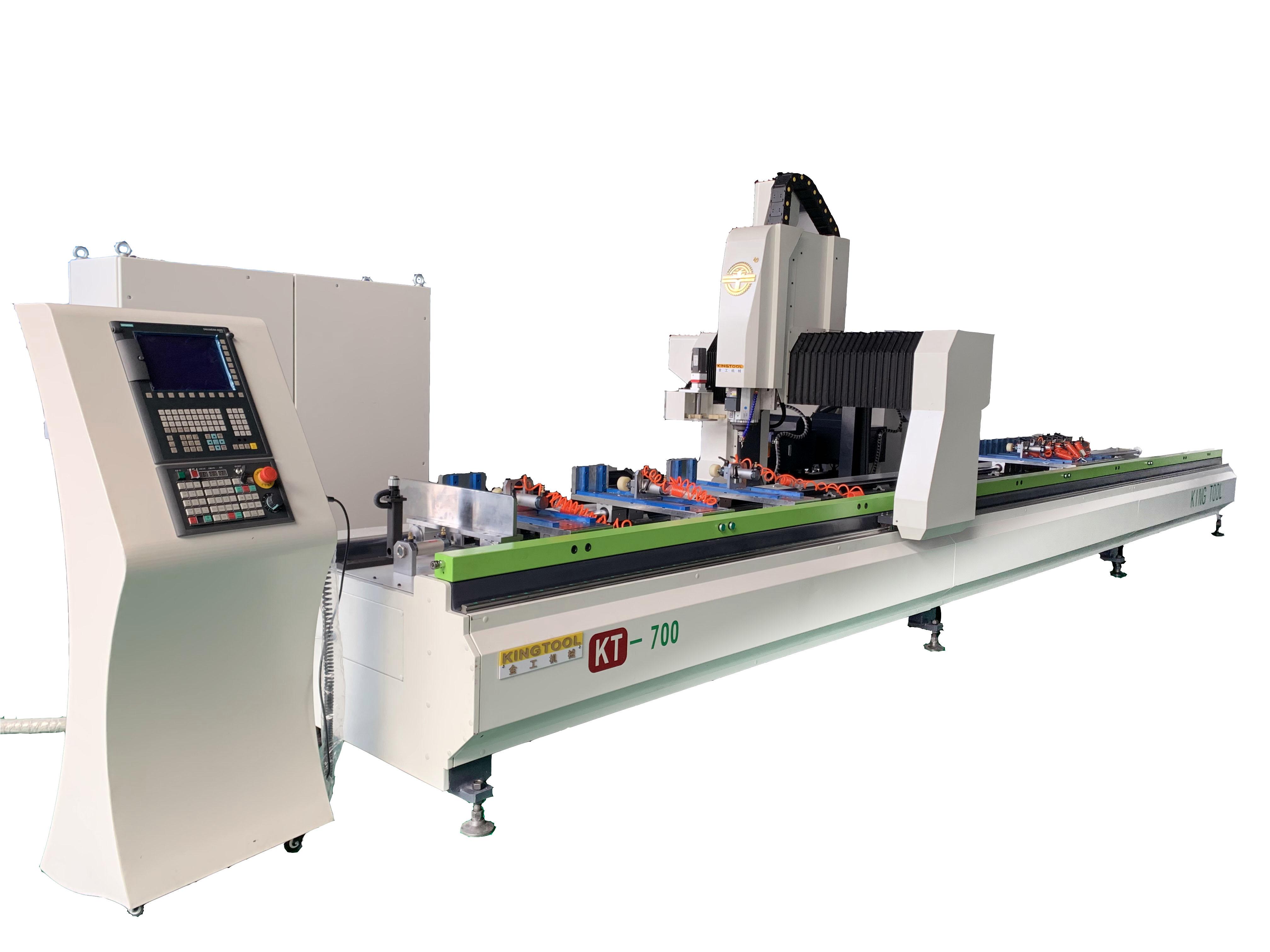 KT-S700 3Axis CNC Milling Machining Machine