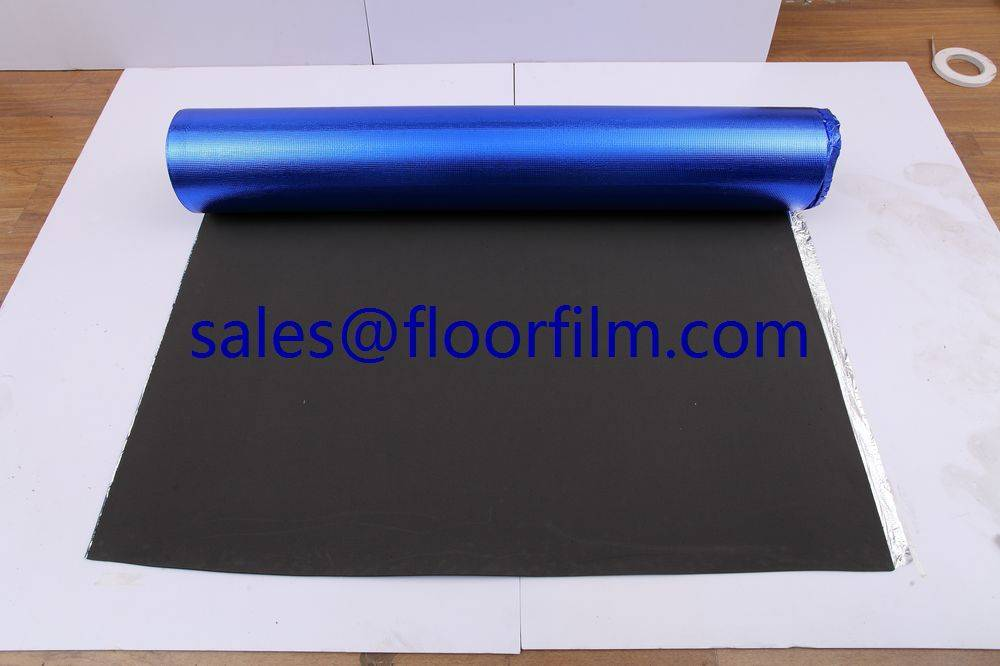 3mm EVA flooring foil underlay for laminates and hardwood