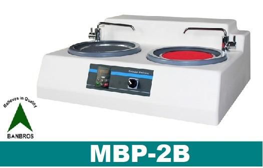 Automatic Double Disk Grinding & Polishing Machine