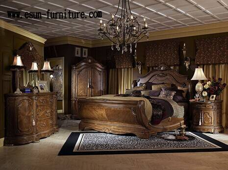 Wood Bedroom Furniture