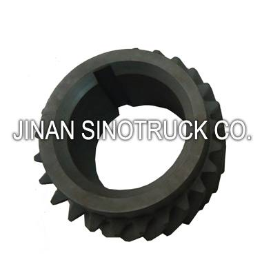 Sinotruk Howo truck parts Crankshaft Gear 614020038