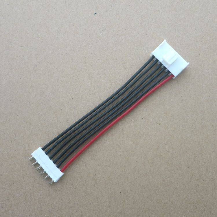 UL1007 18AWG Wire Harness for Electric Fan Home Appliance Cable Assembly