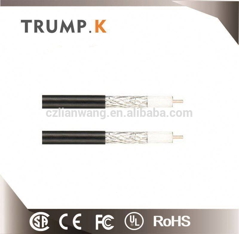 HIGH  QUALITY   COAXIAL  CABLES