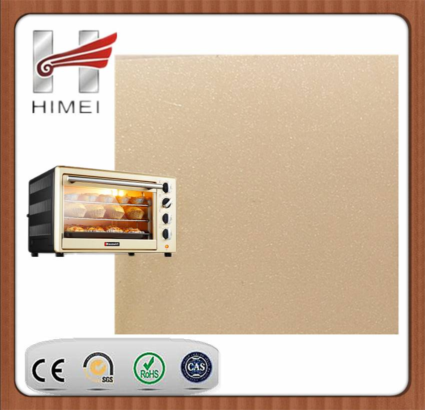 Himei pvc film laminate stainless steel for toaster oven