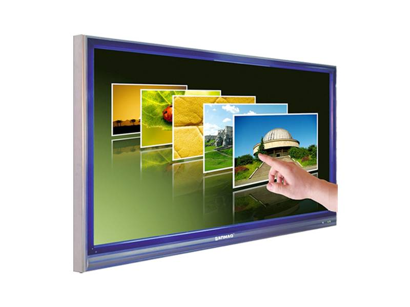 SANMAO 42 Inch HD All-In-One PC Touch Multimedia Teaching Machine built in WIFI with VGA Input