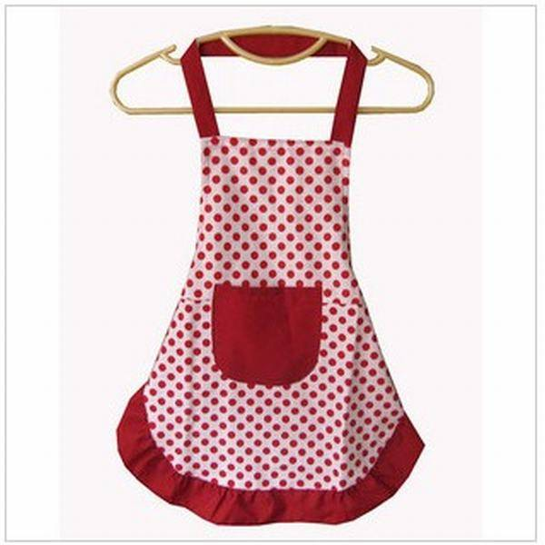 selling 100% cotton Kitchen Apron , wholesale kitchen apron