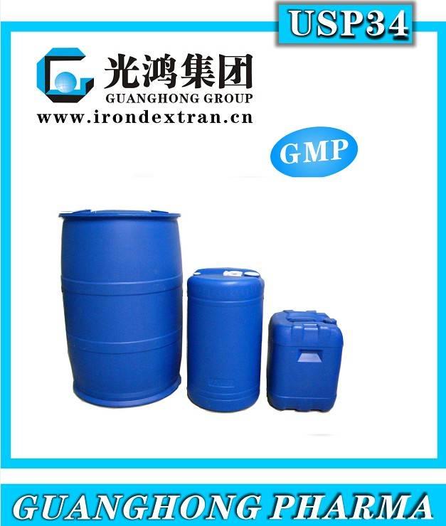 Iron Dextran solution 10% veterinary medicine