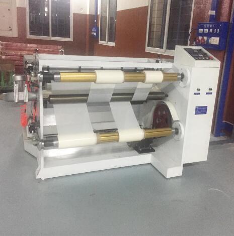 Mylar Film Slitting Machine