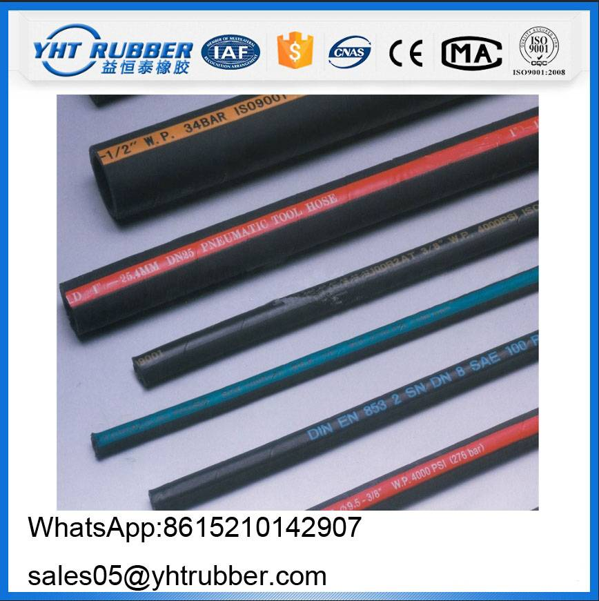 High Pressure  Hydraulic Hose SAE 100R2 AT /EN 853 2SN