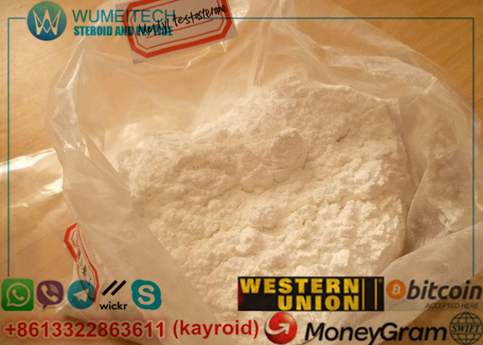 99% Purity 17alpha Methyltestosterone Tilapia Feed Additives 17MT Oral Anabolic Steroids