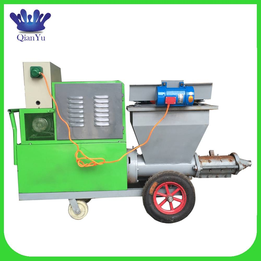 QY-810cement mortar spray pump mixing machine
