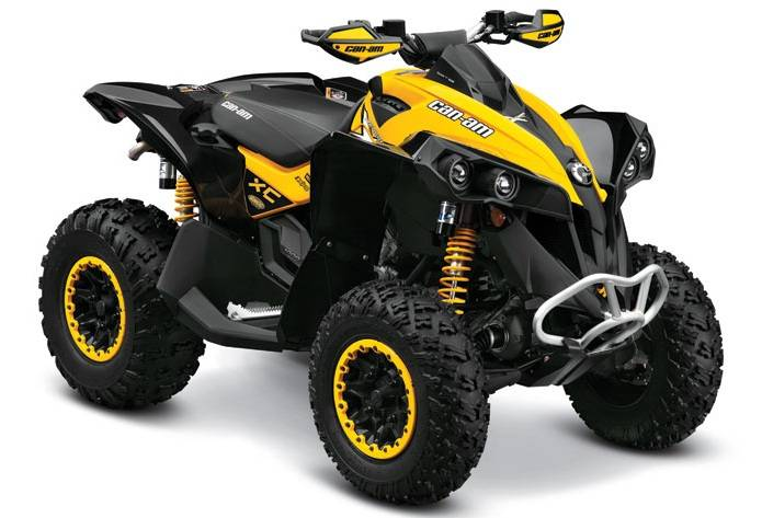 2016 Can-Am Renegade 1000 XXC