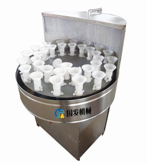 32-Head Bottle Washing Machine