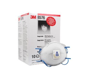 3M 8576 P95 Particulate Disposable Respirator