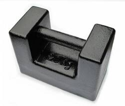 Top Sale Cast Iron OIML Standard Test Weights Make In China