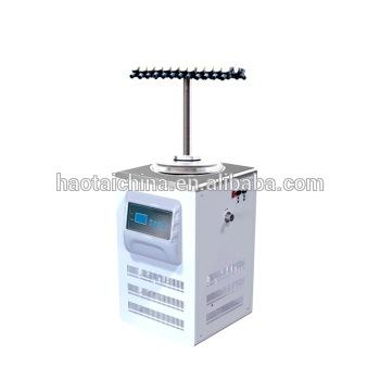 Laboratory table top type vacuum freeze dryer lyophilizer freeze dryer