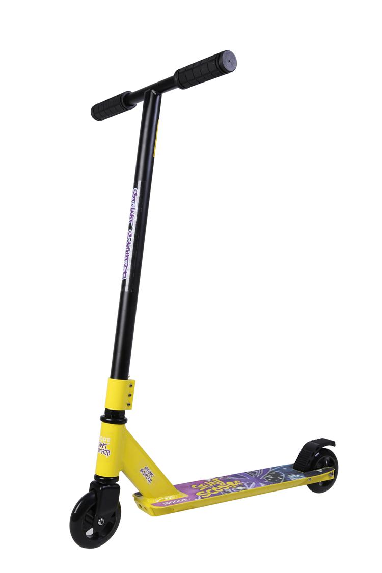 Aluminum Stunt Kick Scooter