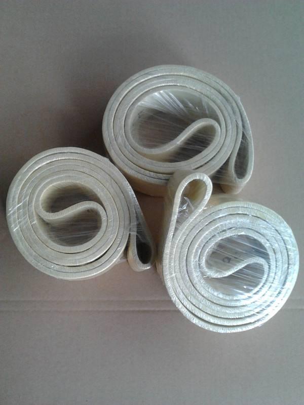 Para-aramid seamless belt