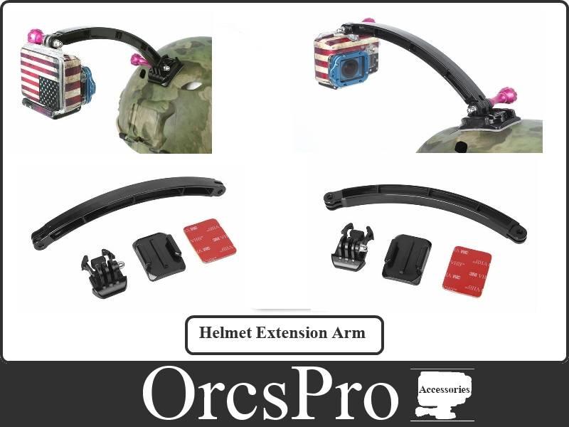 Gopro Helmet Extension Arm
