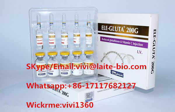 Whitening Skin Ingredient Glutathione 70-18-8 (wickrme:vivi1360)