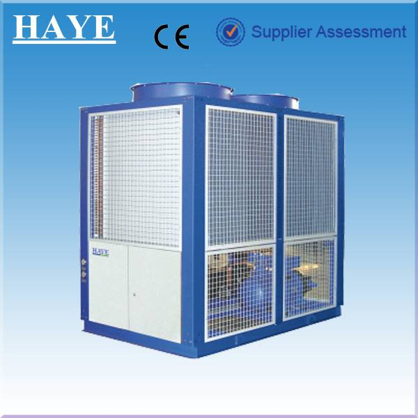Industrial air cooled screw water Chiller