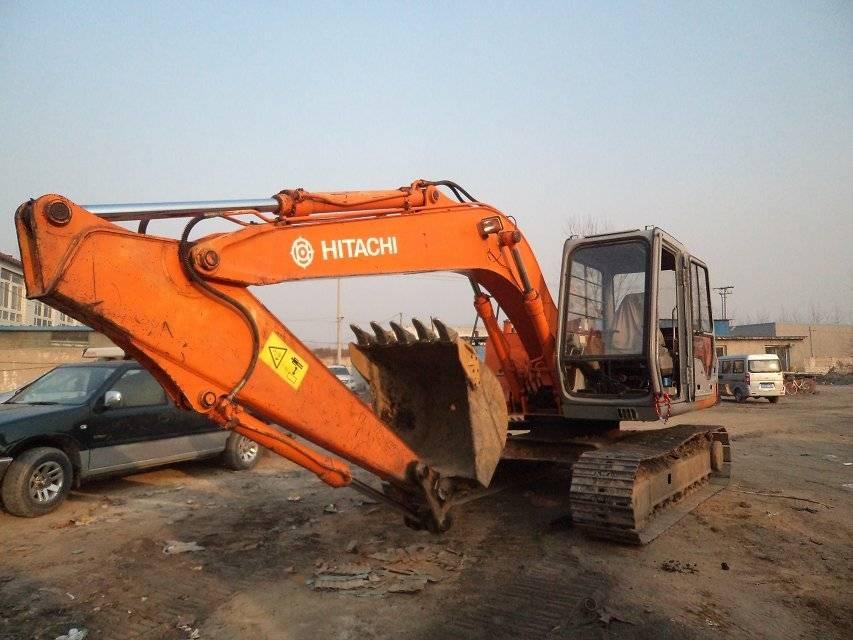Used Japan Original Hitachi Great EX120 ZX120 PC120 Crawler Excavator