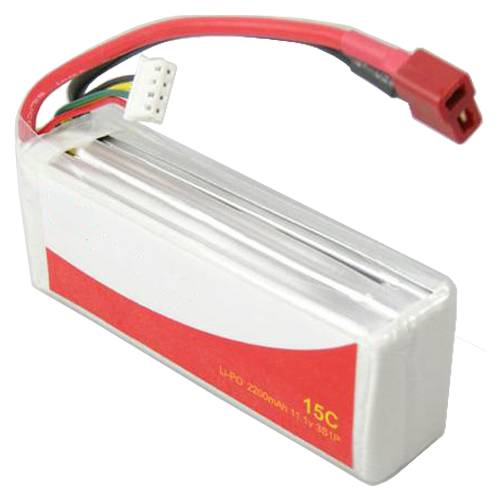 11.1V 4100mAh 15C RC LiPo Hobby Battery Pack