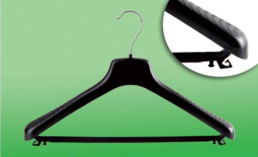 Plastic Hanger for Coats - closet hangers