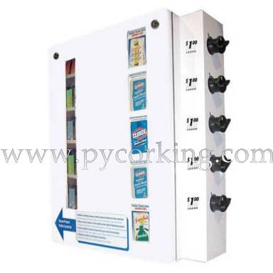 tissue /condom vending machine cok-mdv06