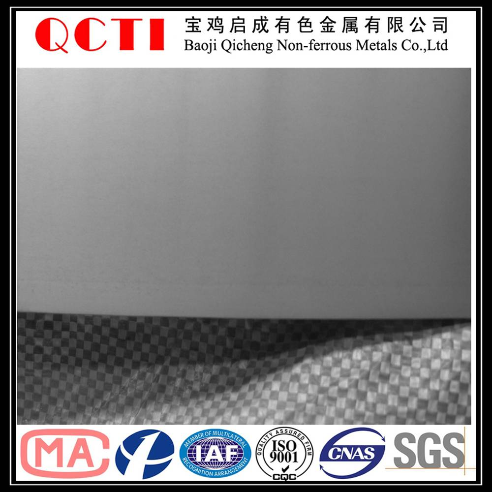 high tensile strength and corrosion resistance titanium sheet for industry and chemical
