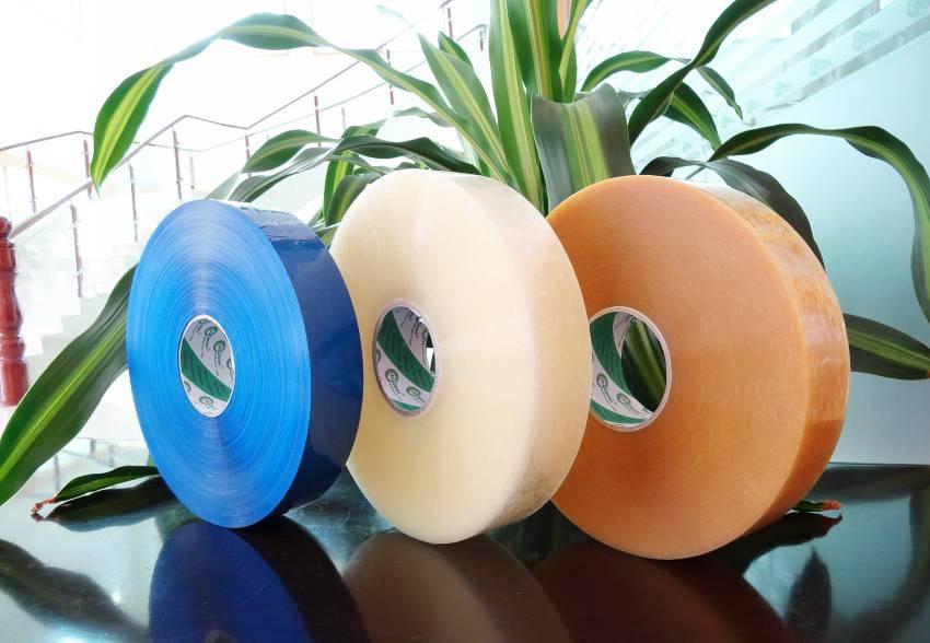 Colorful Carton Sealing Adhesive Machine Packaging Tape