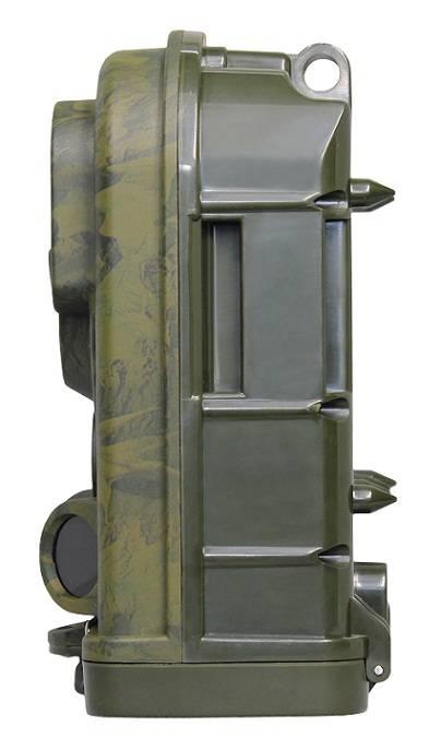 Digital track camera