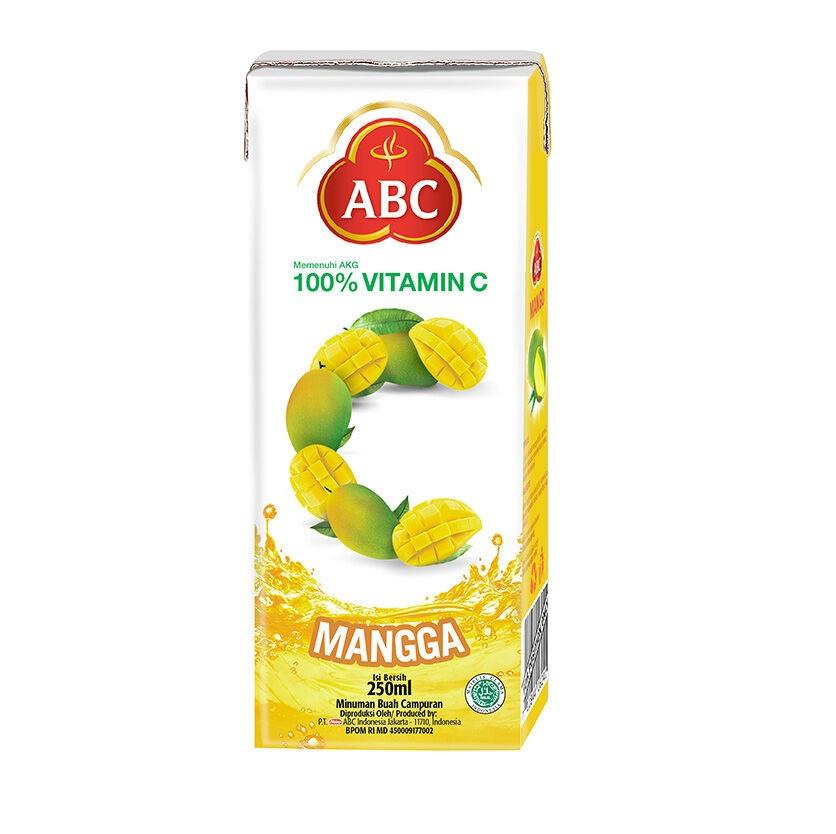 ABC Mango Juice 250ml
