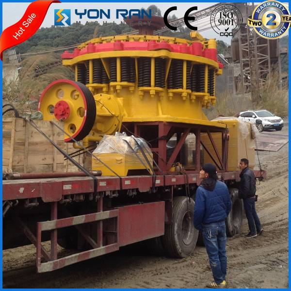 china made granite spring cone crusher 190-512TPH capacity with 17years manufacturing experience