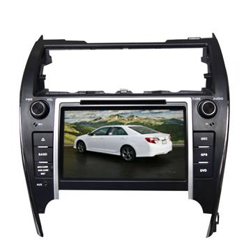 TOYOTA 2012 CAMRY car DVD navigation player with TV function