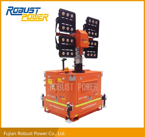 Diesel Power Light Tower