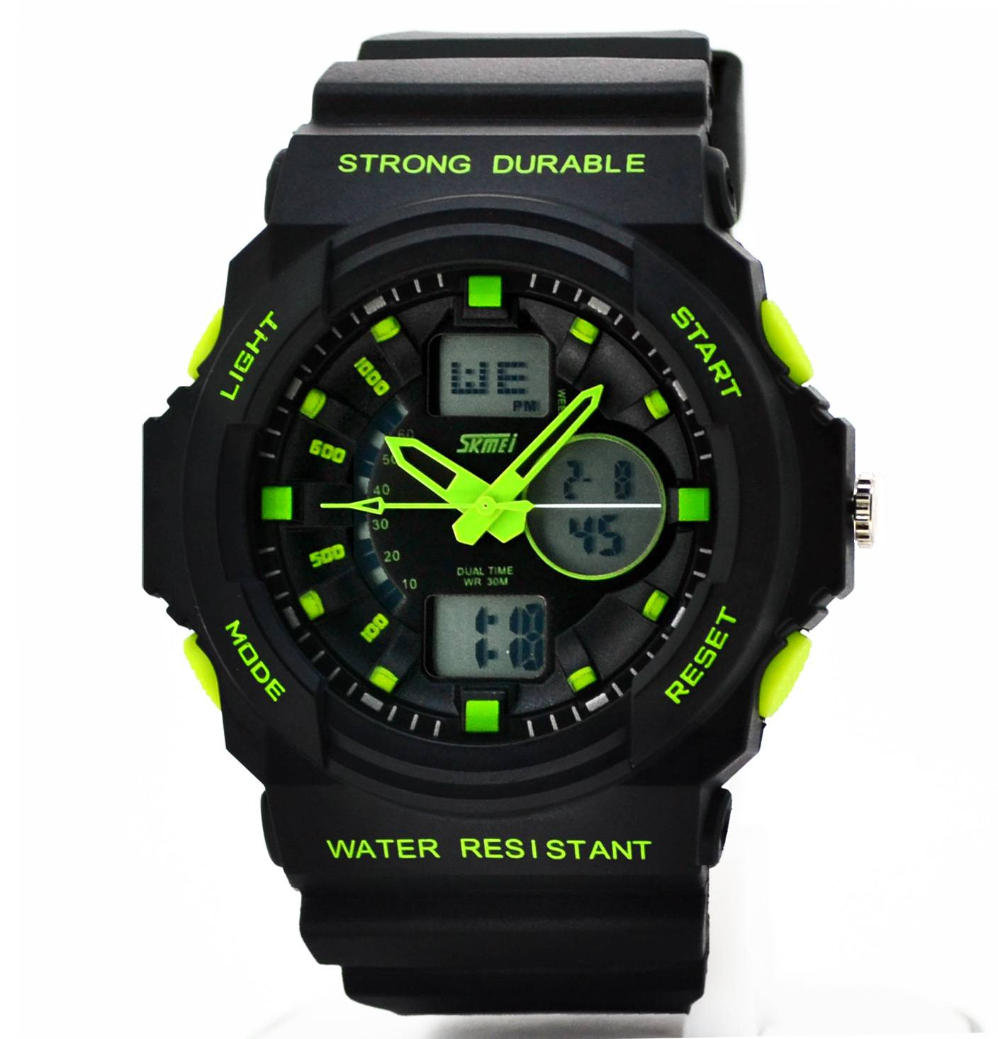 hot selling skmei 0955 water resistant analog plastic new watches digital