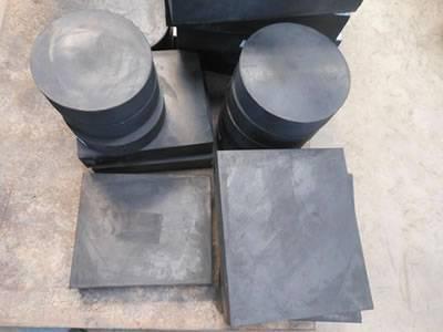Laminated bearing pad