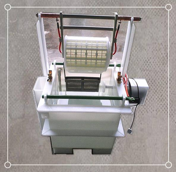 Nickel Barrel Plating Machine Zipper Plating Machine Gold Plating