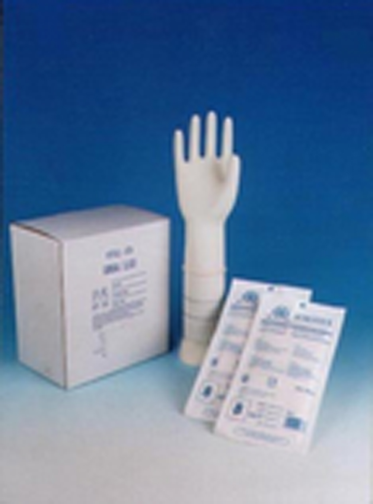 Surgical latex glove