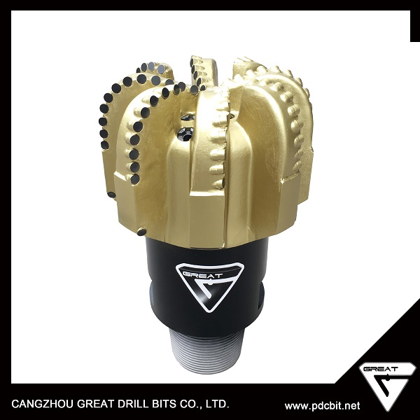 GREAT GM1308 Matrix Body PDC Drill Bit