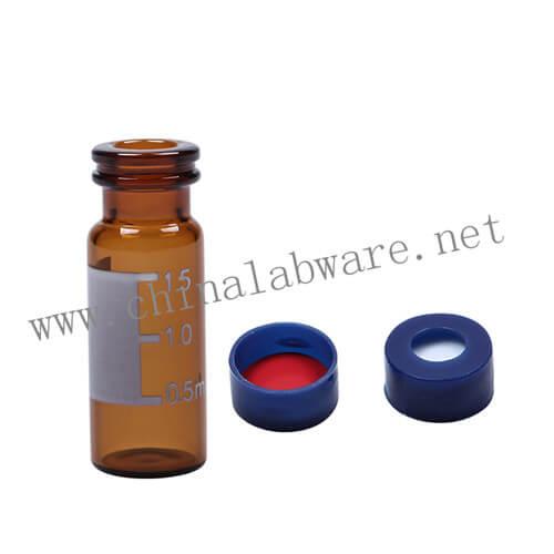 2ml amber snap vials