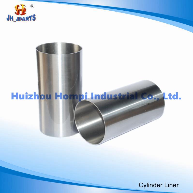 Auto Parts Cylinder Liner for Mitsubishi 4D56 Isuzu/Toyota/Nissan/Suzuki/Mazda/kia/hyundai/daewoo