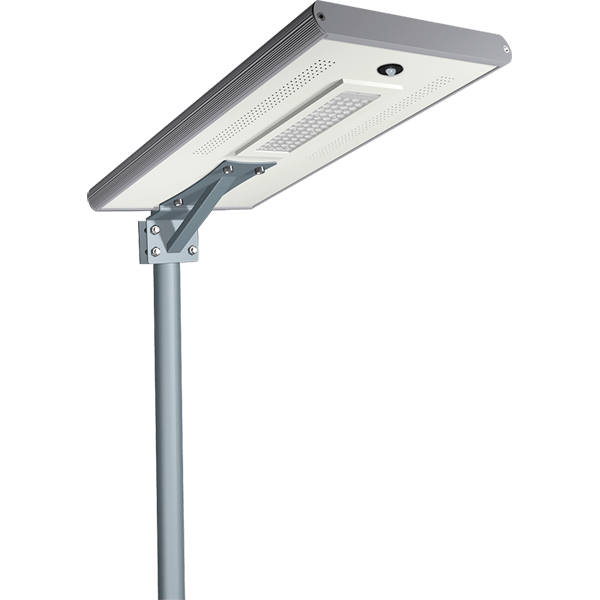 Solar Powered Street Lights 60W,6500Lumen Solar Powered Street & Area Lighting with Motion Sensor