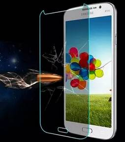 2.5D arc edge tempered glass screen protector for samsung galaxy note 3