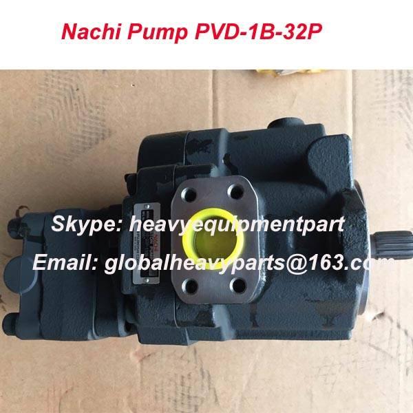 PVD-1B-20L3DPS-8G-4098A nachi hydraulic pump pvd