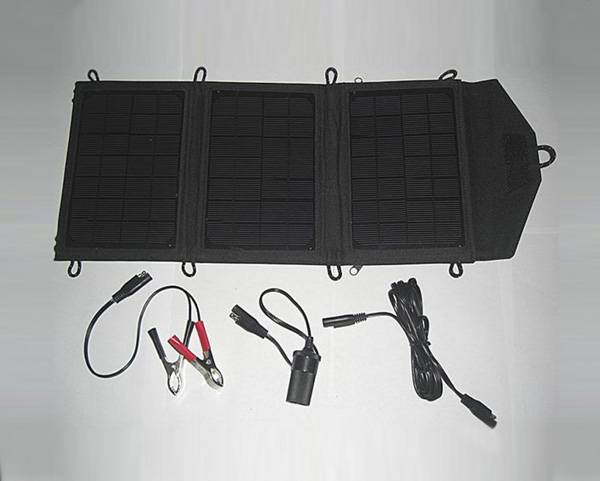 SHB 14W Fordable Solar Panel